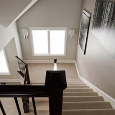 Eclectic Staircase by Your Designer