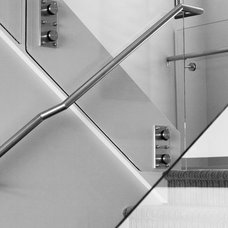 Contemporary Staircase by Revival Arts | Architectural Photography