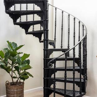 Exempel på en trappa