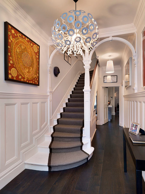 Stair Carpet Runner Home Design Ideas Pictures Remodel