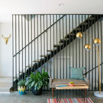 East 9th Staircase