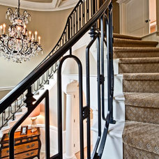 Staircase by Stacy Mattingly Design