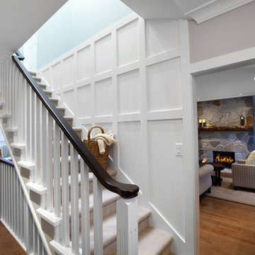 Eclectic Staircase