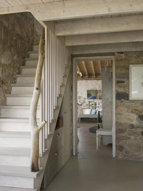 7 Basement Ideas On A Budget Chic Convenience For The Home: Driftwood Railing Home Design Ideas, Pictures, Remodel And
