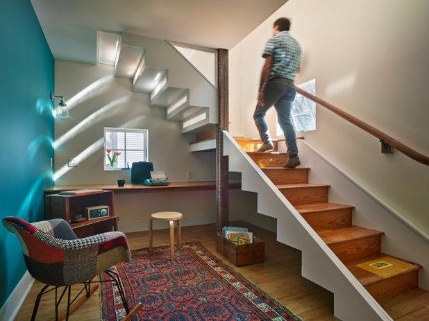 Фьюжн Лестница by Material Design Build