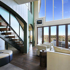 Modern Staircase by Panache Interiors