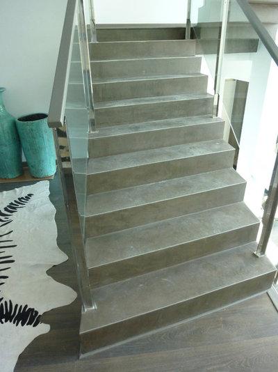 Contemporáneo Escalera by Top Ciment USA