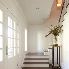 Contemporary Staircase by Elevation