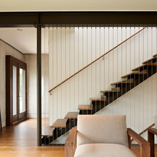 Modern Staircase by CHRISTIAN DEAN ARCHITECTURE, LLC