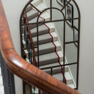 Inspiration for a traditional staircase in Other.