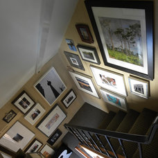 Eclectic Staircase by Rob Edman