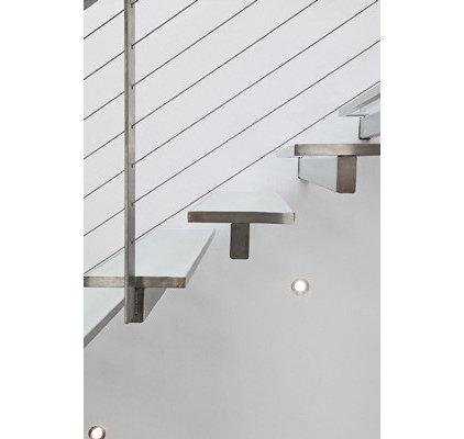 Modern Staircase by Eisner Design LLC