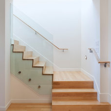 Modern Staircase by Jace Architecture