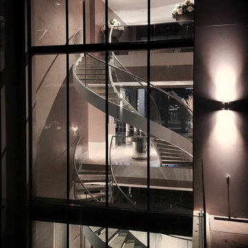 Elite Metalcraft - Helical Staircase