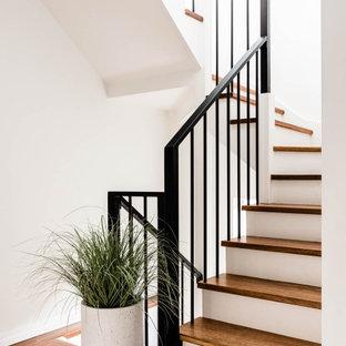 Idéer för minimalistiska trappor