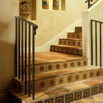 Entrances, Hallways & Stairs