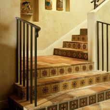 Mediterranean Staircase by ANN SACKS