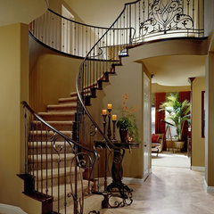 staircase by Robeson Design