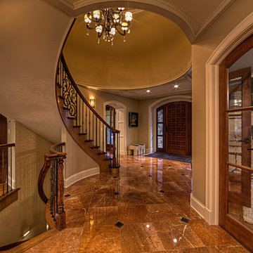 Entry and Stairwell