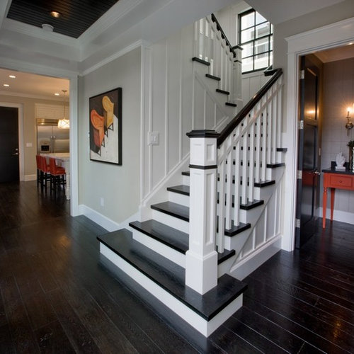 Beautiful Interior Staircase Ideas And Newel Post Designs: Newel Posts For Stairs