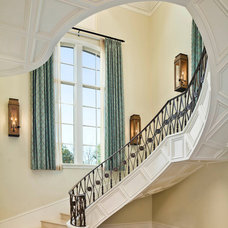 Mediterranean Staircase by Platinum Series by Mark Molthan