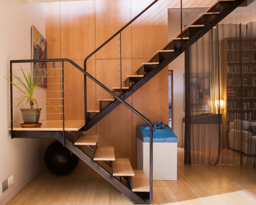 Indoor Stair Railings | Houzz