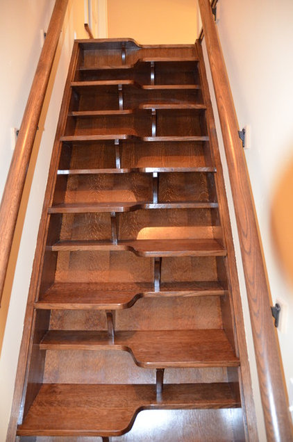 Ship 39 s ladders spiral staircase - Ladders for decorating stairs ...