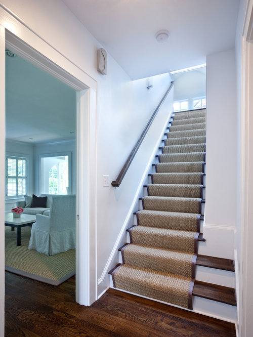 Sisal Stair Runner Houzz