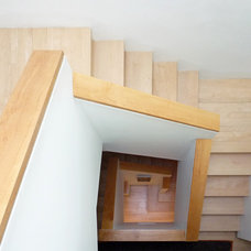 Contemporary Staircase by Resolution: 4 Architecture