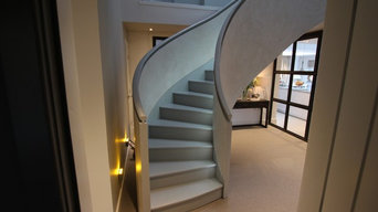 Examples of my Bespoke Handrails