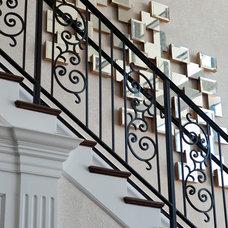 Mediterranean Staircase by Furnitureland South