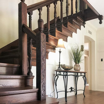 Extensive 1930's Tudor remodel and addition