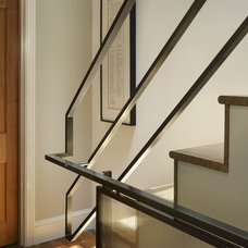 Transitional Staircase by Rasmussen / Su Architects