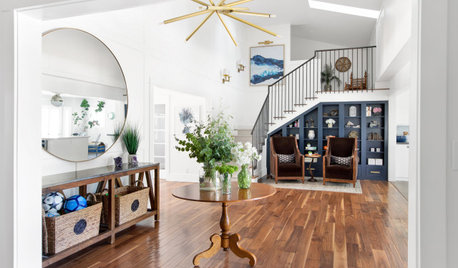 New Layout and More Light for a Family's 1940s Ranch House