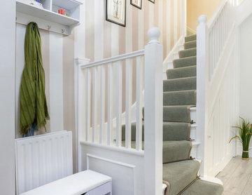 Family home renovation in New Malden
