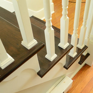Farm House Staircase Restoration