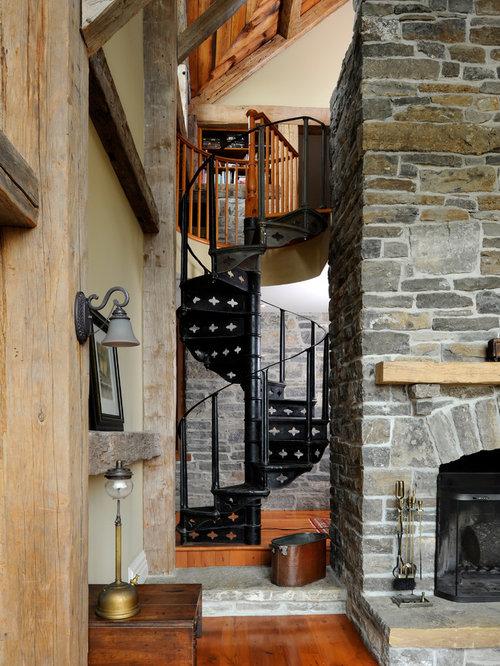 Ball treppenhaus im landhausstil   treppenhausgestaltung und ...