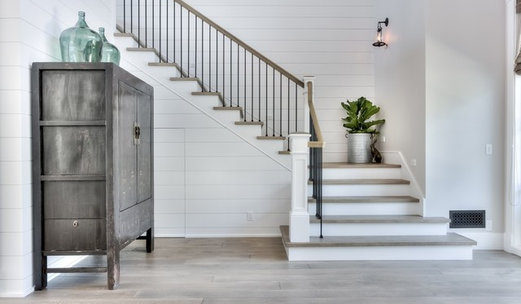 Most Popular Staircase Remodeling Ideas Houzz