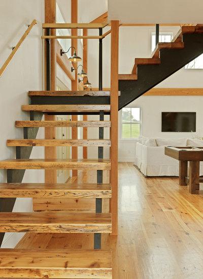Farmhouse Staircase Farmhouse Staircase