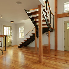 Farmhouse Staircase Farmhouse Staircase