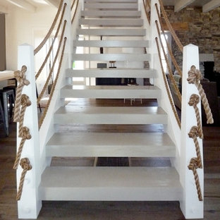 Wire Rope Staircase Railing Houzz