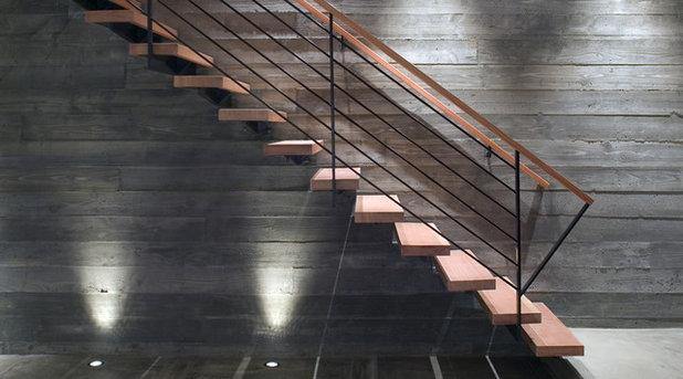 comment clairer un escalier. Black Bedroom Furniture Sets. Home Design Ideas