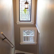 Craftsman Staircase by Design Vidal