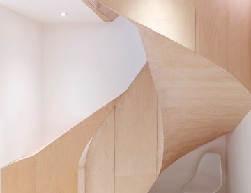 Fitzrovia Mews - Spiral Stairs