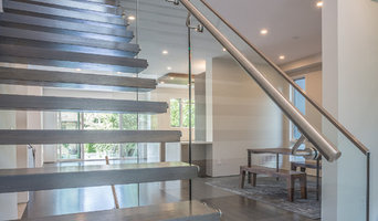 Floating Stairs for Modern White Palette