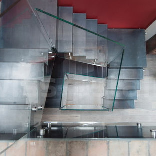 Foldet Plate Staircases