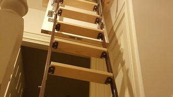 "Folding stairs ""Mini"""