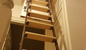 "Folding stairs ""Mini"""
