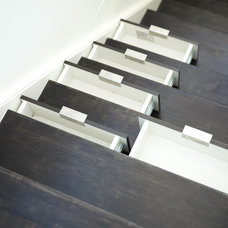 Contemporary Staircase by Marra + Yeh Architects
