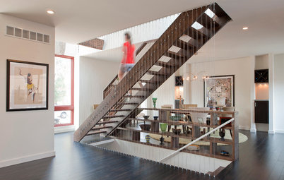 8 Railings That Magically Transform Staircases
